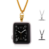 Bandmax Watch Strap Chain For Apple Watch Series 1 2 38mm 42mm Gold Rose Gold Black
