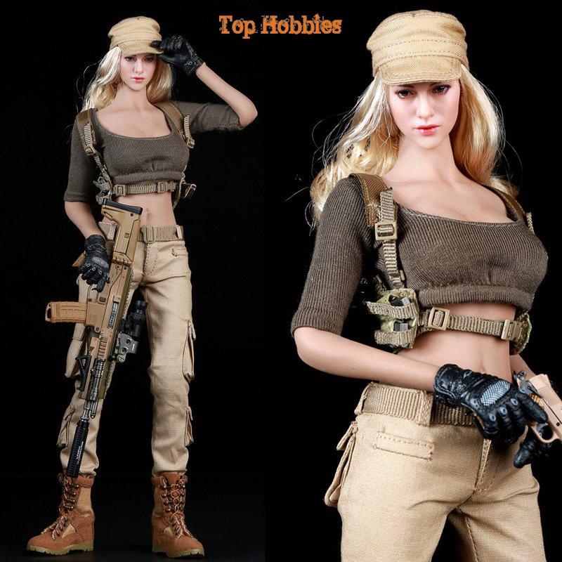 Огонь девушка игрушки 1/6 масштаб FG010 женский артиллеристы тактика круто Костюмы модели костюм для 12 Phicen jodoll фигурки героев аксессуары