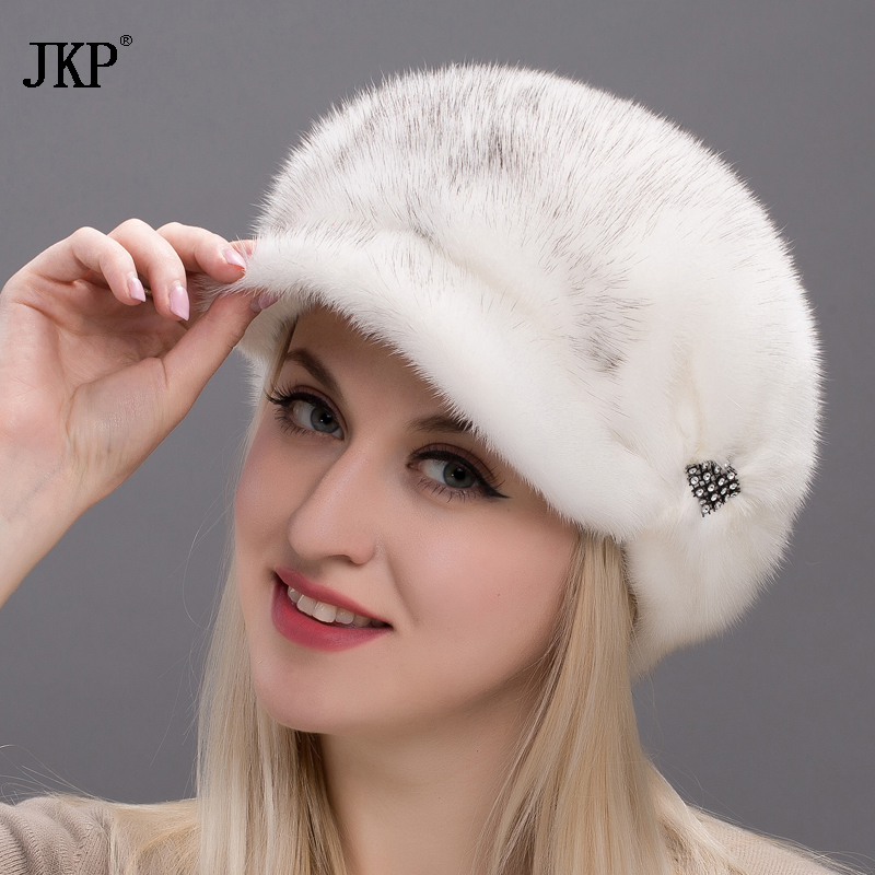 2017 hot winter season Elegant All Real Mink Fur Hats For Women Fur High Quality Solid Hot Pump Female Bonnets  DHY17-26 пена монтажная mastertex all season 750 pro всесезонная