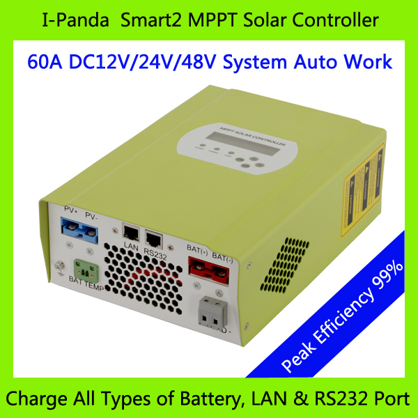 цены  2Years Warranty 60A 48V  MPPT solar charge controller , Solar tracer 48V 60A , PV regulator 48V 60A  with RS232 LAN DC loads ctr