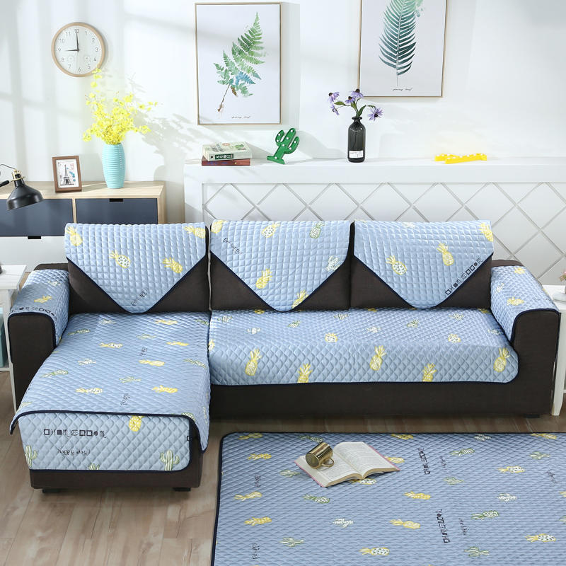 Sofa Cover Armrest Backrest Sofa Towel Cushion Sectional Sofa Home Decoration Universal Couch Cover Sofa Slipcovers