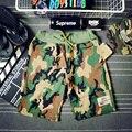 Хип-хоп мужчины ДГК камуфляж шорты скейтборд мода марка уличная короткие мужские случайные свободные шорты бермуды homme