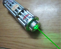 SOS Military Green Red Laser Pointer 50w 50000mw 532nm High Power Laser Flashlight Burn Match Candle