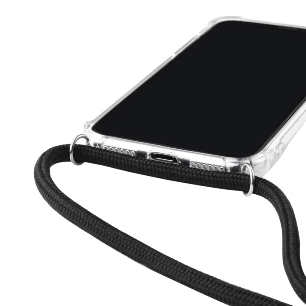 HTB1vPoOV4naK1RjSZFBq6AW7VXay Fashion Cross Shoulder Strap Clear TPU Case For iPhone 11 Pro Max 11 Pro 11 XS Max XR XS X 7 8 6 6S Plus 5S SE Necklace Cover