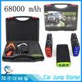 MiniFish Самых Продаваемых Продуктов 68000 мАч Зарядное Устройство Портативный Мини-Автомобиль Скачок Стартер Бустер Power Bank Для 12 В автомобиль
