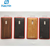For Oneplus 2 Battery Case 100 High Quality Wood Bamboo Pattern Ultra Thin Hard Protective Back
