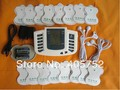 JR-309 Hot new Electrical Stimulator Full Body Relax Muscle Therapy Massager,Pulse tens Acupuncture +16 pads