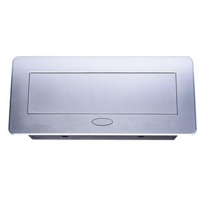 Image 4 - Универсальная настольная розетка/Скрытая/VGA, аудио 3,5 мм, HD HDMI, USB, сеть, информационный выход RJ45/настольная розетка/B05