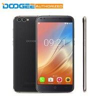 최신 DOOGEE X30 2 기가바이트 + 16 기가바이트 휴대 전화 쿼드 카메라 2x8.0 백만마력 + 2x5.0 백만마력 안드로이드 7.0 3360 미리암페르하우어 5.5 ''HD MTK6580A 쿼드 코어 스마트