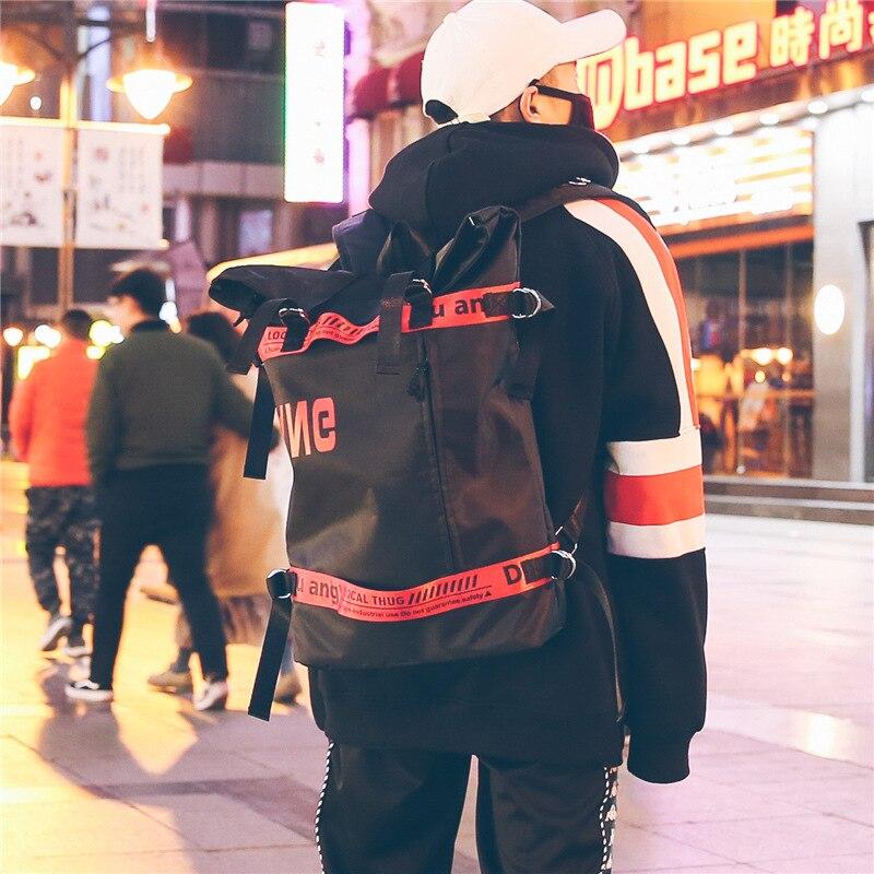 Backpack Male Luggage-Shoulder-Bag Mochila Ms-Bags Computer Travel Large-Capacity 34-Liters