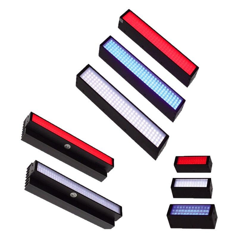 Strojové vidění LED pásové světlo 550 * 33 mm bílé světlo Automatizovaná inspekční pracovní lampa Vysoký výkon Extra dlouhý světelný povrch