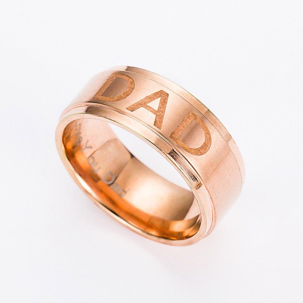 HTB1vPqpOVXXXXbuaXXXq6xXFXXXG - Real Dad Titanium Steel Ring