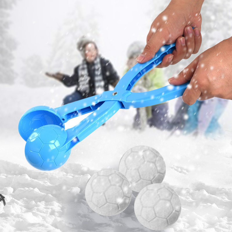 14.2 Inch Children Snowball Sand Mold Tool Winter Outdoor Snowball Clip Production Sand Ball Use For Beach And Snowing Fun Sport