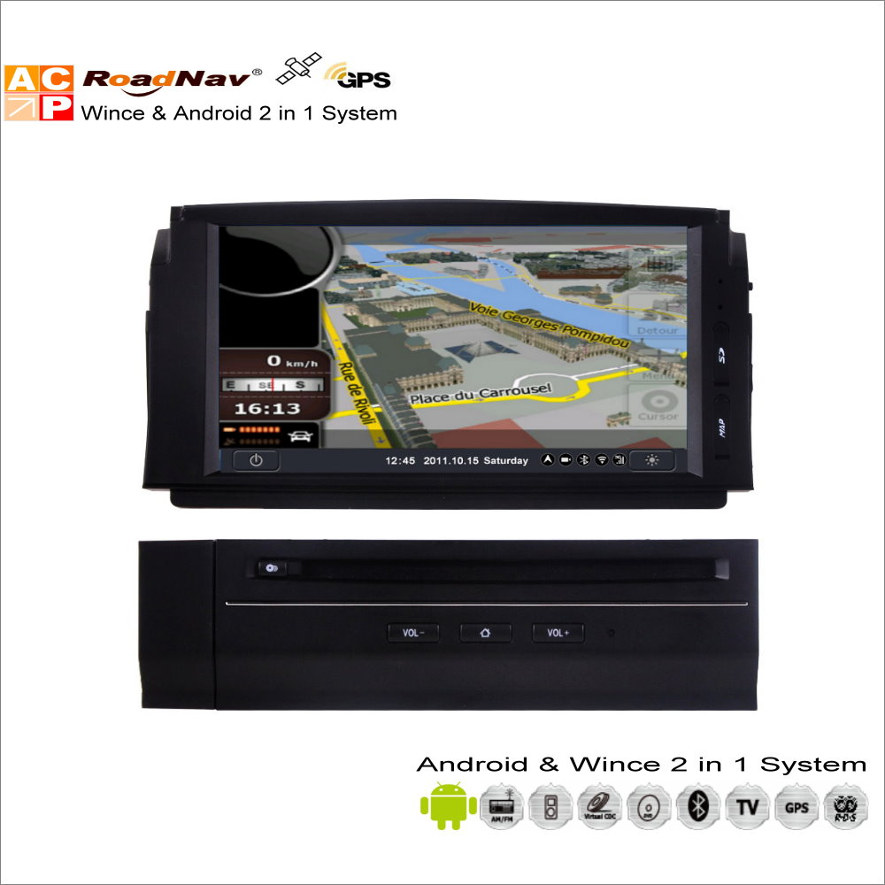 car android multimedia stereo for mercedes benz c class w204 2007 2011 s160 radio cd dvd player. Black Bedroom Furniture Sets. Home Design Ideas