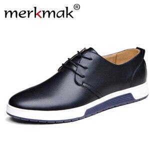 Merkmak Brand Men Shoes Casual