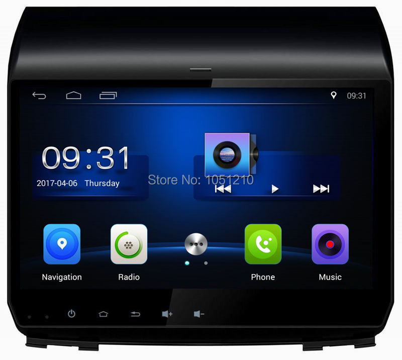 Ouchuangbo Android 7.0 Car Radio audio player for JAC S3 2016 with car mp3 gps navigation mirror link USB car accessories jac s3 taillight 2014 2018 jac s3 fog lamp jac s3 rear light jac s3 headlight s5 s2 m3 rein reine s 3
