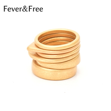 Fever&Free 6PCS/SET Vintage Gold Ring Sets Silver Stackable Finger Rings Boho Knuckle Party Ring Punk Jewelry for Women Girl 4 pcs set boho ring set 2019 fashion jewelry hollow compass rhinestone shell wedding ring set punk gold knuckle rings party gift