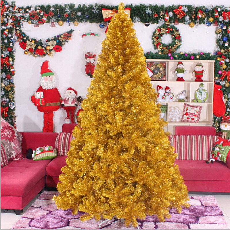 Christmas Tree Gold Promotion-Shop for Promotional Christmas Tree ...