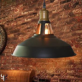 Lampes suspendues Vintage Loft lampe à suspension rétro lampe suspendue abat jour pour Restaurant/Bar/café Restaurant éclairage de la maison Luminarias|Lampes à suspension|   -