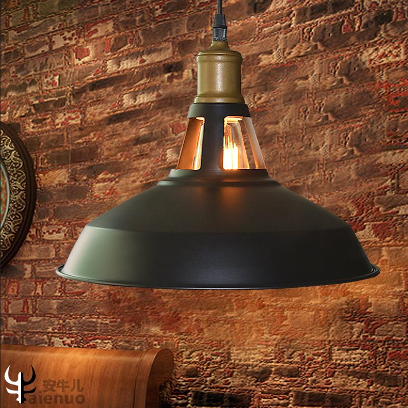 все цены на Vintage Pendant Lights Loft Pendant Lamp Retro Hanging Lamp Lampshade For Restaurant /Bar/Coffee Shop Home Lighting Luminarias
