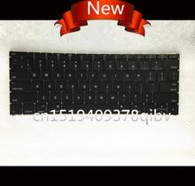 """Original Neue US QWERTY Standard Tastatur für Macbook 12 """"A1534 UNS Tastatur Ersatz 2015 2016"""