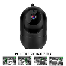 Multi функция HD 1080 P облако Беспроводной IP камера Intelligent Auto Tracking человека охранных видеонаблюдения сети Wif