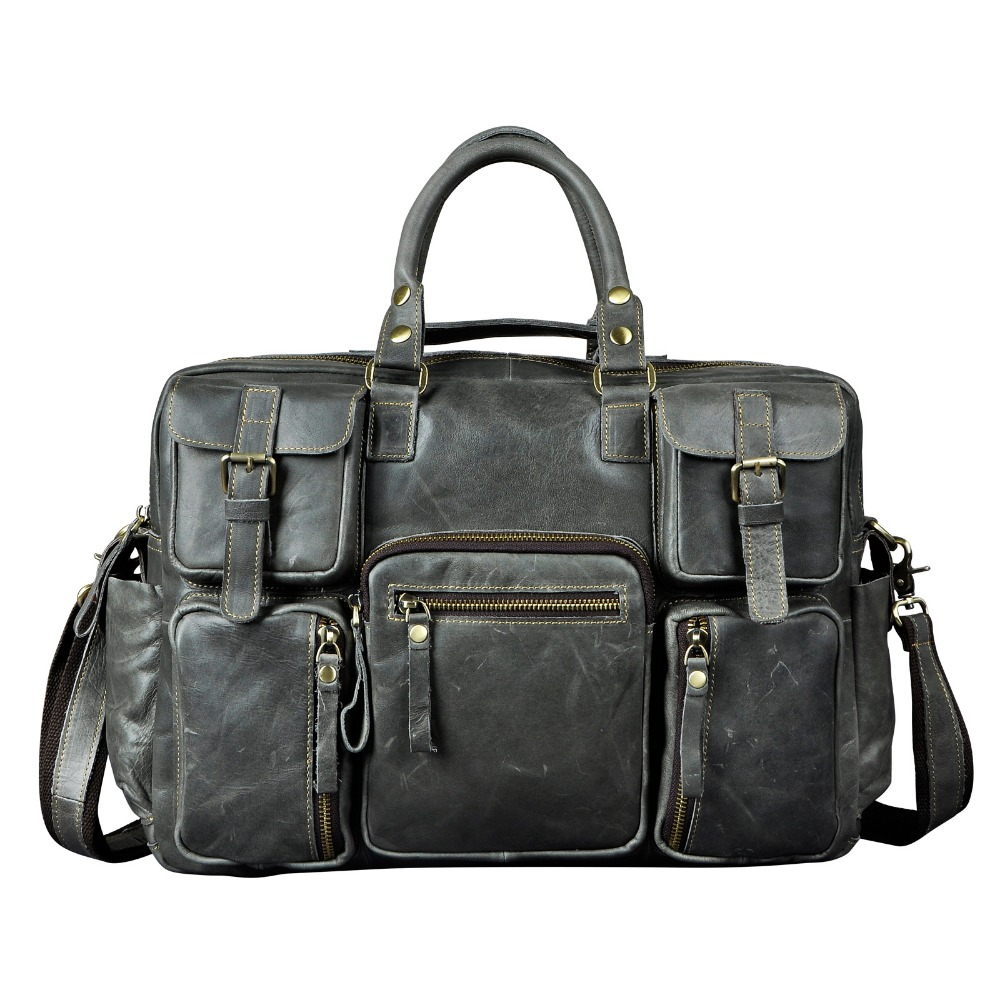 HTB1vPtGhiqAXuNjy1Xdq6yYcVXaN Original leather Men Fashion Handbag Business Briefcase Commercia Document Laptop Case Design Male Attache Portfolio Bag 3061-bu
