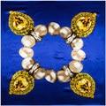 90 cm * 90 cm Perlas Genuinas Pulsera de Piedras Preciosas Impreso estilo de la Marca Europea de las mujeres de satén de seda bufanda cuadrada grande
