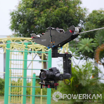 PowerKam Black W1 5 cable cam shooting system for RONIN RONIN M RONIN MX