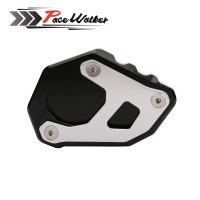 Kickstand Foot Side Stand Extension Pad Support Plate For For KTM 1050 1090 1190 1290 Adventure