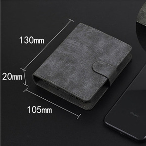 Image 5 - JINXINGCHENG Fashion Filp Wallet Pouch Case for iqos multi 3.0 Case Cover for iqos3 multi Protective Accessories two Colors
