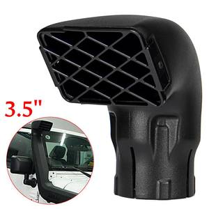 Car Accessories Auto Air Ram Snorkel Head Top 3.5'' For Toyota LANDCRUISER VDJ76/78/79(China)