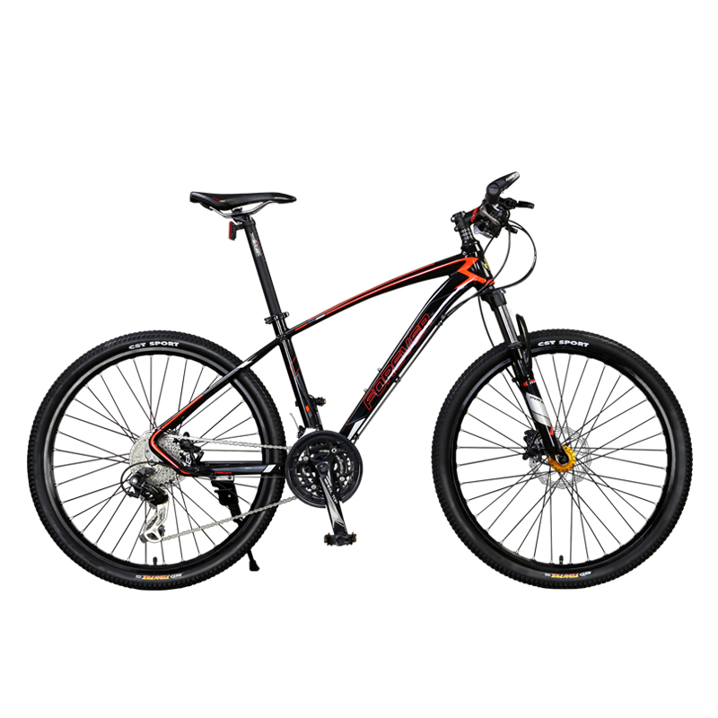 Mountain Bike 30 Speed 26 Inchs Bicycle Double Disc Brake Lightweight Aluminum Alloy Frame And Rim Variable Bicicleta R03