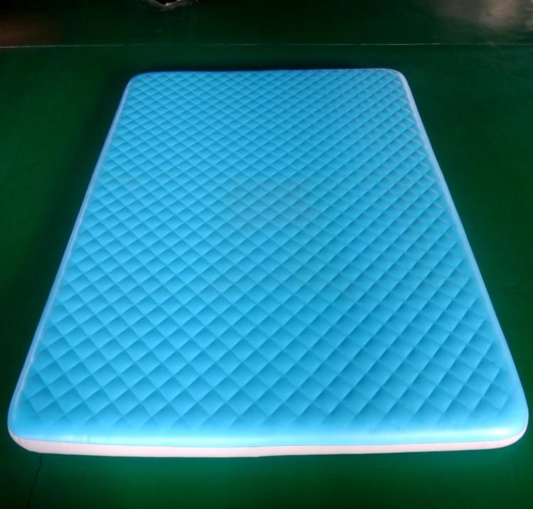 Hurtowy nadmuchiwany materac wodny / materac basenowy wykonany w - Sporty wodne - Zdjęcie 2