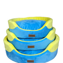Dog Beds Print Pets House Puppy Dogs Beds For Small Larger Pets Cats House Free Shipping