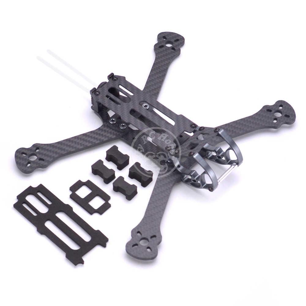 """Galo 230 225 milímetros 5 """"FPV Zangão Quadcopter Quadro de Corrida 5 Polegada FPV Quadro Freestyle Para Camaleão Galo 230 milímetros"""
