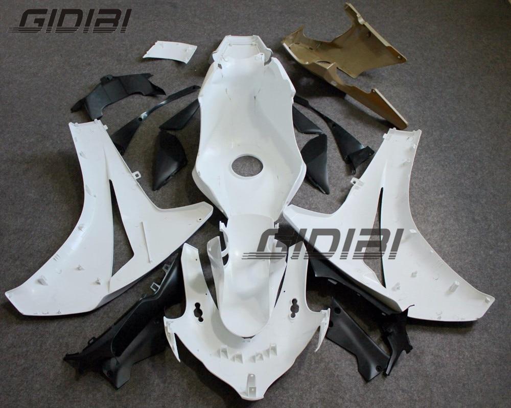 Voor HONDA CBR1000RR CBR 1000RR 2008 2011 Unpainted ABS Kuip Body KIT 09 10 + 4 Gift - 2