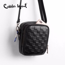 цена Cobbler Legend Brand Luxury Handbags Female Bags for Women 2018 Genuine Leather Handbags Woman Shoulder Crossbody Small Bag