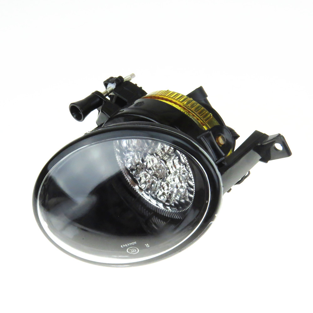 ФОТО Left Front LED Fog Lamp Assembly For VW Jetta Golf MK6 Caddy Touran Beetle Eos Tiguan Seat Alhambra 5KD 941 699 5K0 941 699