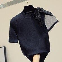 t גרפי חולצה שחור