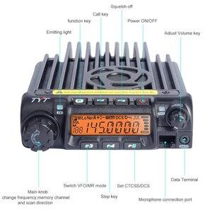 Image 3 - Nieuwste Versie Tyt TH 9000D Mobiele Radio VHF136 174MHz Of UHF400 490MHz Walkie Talkie 60W/45W TH9000D