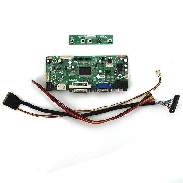 HDMI+DVI+VGA Kit for B101AW03 V0 V.0 LCD LED LVDS Controller Driver Board