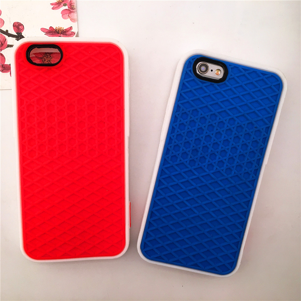 vans shoes cute for iphon 7 plus coque3d silicone case for iphone 6s case fashion full protect anti-knock capa for iphone765capa