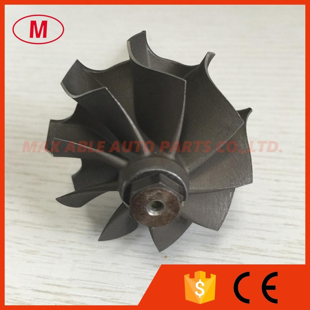 GT2256V 434882 0005 434882 0010 434882 0014 turbocharger turbine wheel turbine shaft wheel 715910 709837 709838