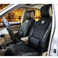 Pai de luxo universal tampa de assento do carro quatro estações tampa de Assento Grande H1 H2 H3 Haval parede H5 H6 H9 carro Legal urso styling
