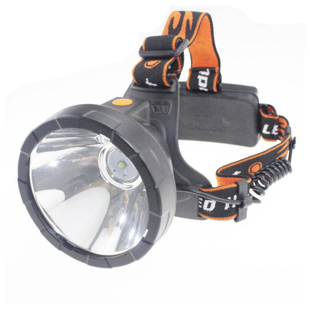 AKDSteel Portable multi-function Searchlight Bright Big Light Cup Head Light Camping Lamp for Night Fishing Outdoor Activities