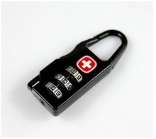 Swiss Cross Symbol Combination Safe Code Number Lock Padlock for Luggage Backpack Bag Suitcase Drawer Cabinet Free Shipping