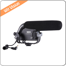 Shotgun Microphone BY-VM190 for Camcorders HDSLR Cameras Audio Recorders