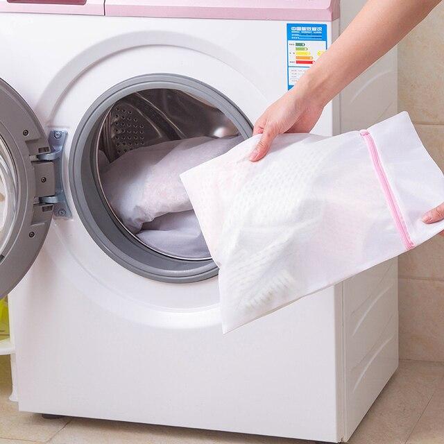 Bra Underwear Laundry Bags Clothes Washing Machine Aid Lingerie Mesh Net Wash  Storage Bag Pouch Basket