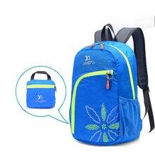 Foldable Backpack Outdoor Sport Men Travel Hiking Nylon Backpack Women Backpack Ultralight Outdoor Leisure School Backpacks Bags naturehike backpack sport men travel backpack women backpack ultralight outdoor leisure school backpacks bags 22l nh15a119 b